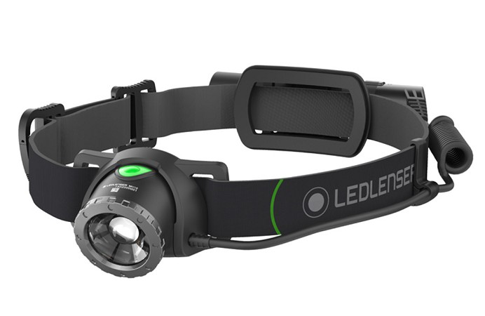 LED LENSER MH10 FRONTAL RECARGABLE
