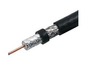 Cable coaxial rg11 rf 75 ohm cables coaxiales - Cable coaxial precio ...