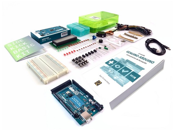 Arduino placas y kits
