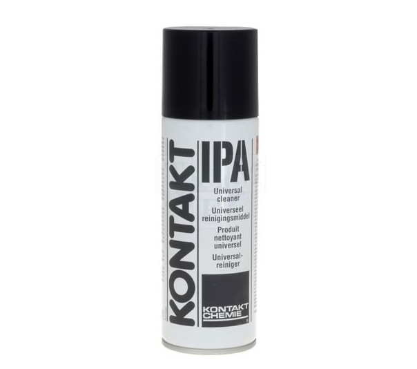 KONTAKT IPA LIMPIADOR ALCOHOL ISOPROPILICO 200ml