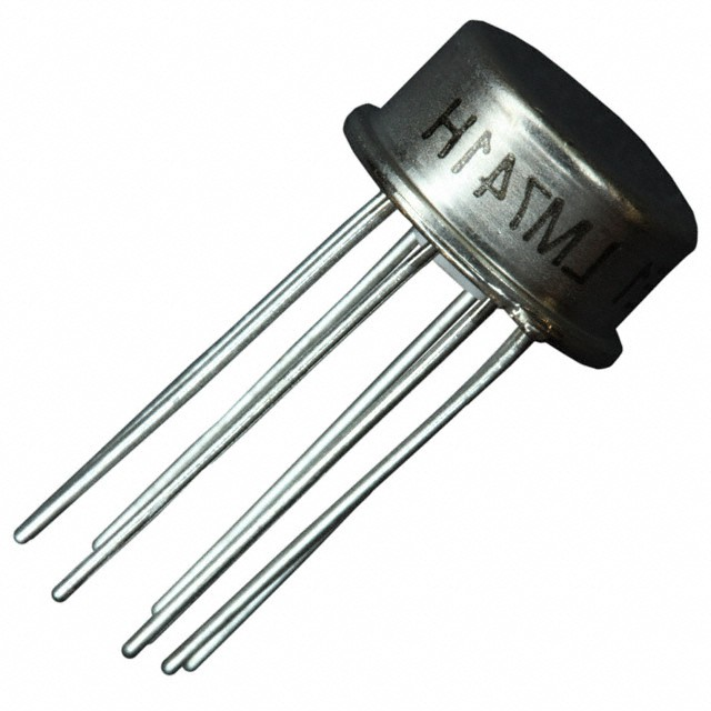 REGULADOR AJUSTABLE LM305H +4.5V a 40V 12mA TO-99