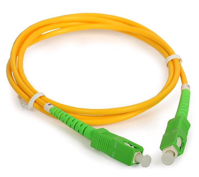 latiguillo fibra optica sc apc monomodo 1m cetronic