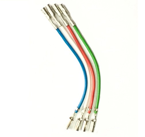 2361 FOX PHONOCAPSULE WIRES (4 wires)