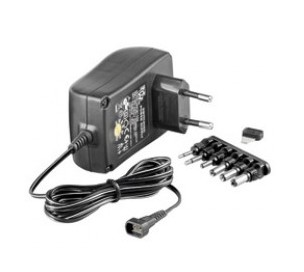 MW31P25GS  AC/DC SWITCH ADAPTER (7 outputs) 2250mA