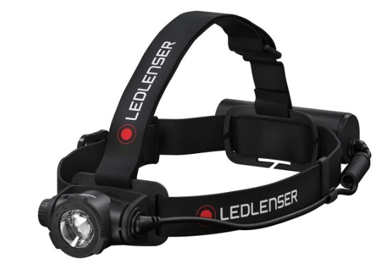 LED LENSER H7R CORE FRONTAL RECARGABLE IP67