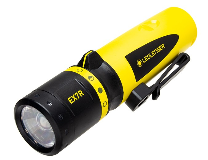 LED LENSER EX7R ATEX RECARGABLE