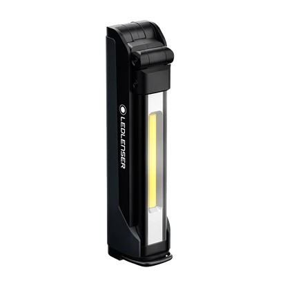 LINETRNA LED LENSER iW5R FLEX RECARGABLE