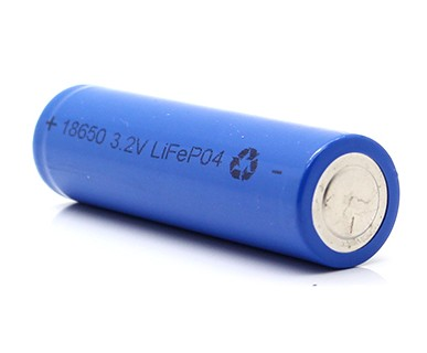 BAT557 BATERIA LITIO 18650 LiFePO4 3.2V 1500mAh