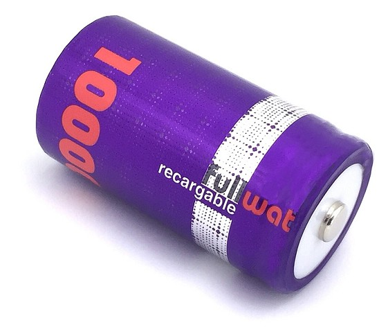 NH10000DFTB RECHARGEABLE BATTERY VARTA Ni-MH 10000mAh R-20