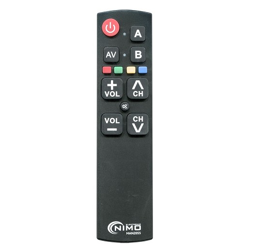 MAN2055 MANDO TV UNIVERSAL PROGRAMABLE