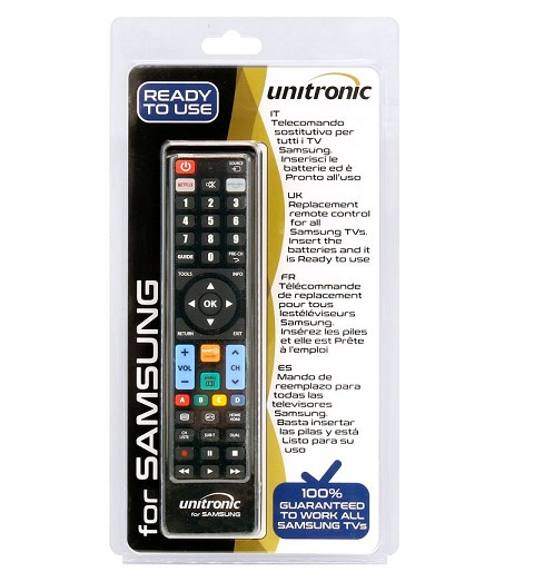 MAN3021 REMOTE CONTROL FOR LG TV