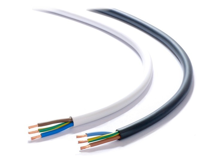 CABLE MANGUERA ELECTRICA REDONDA 3x0.75mm