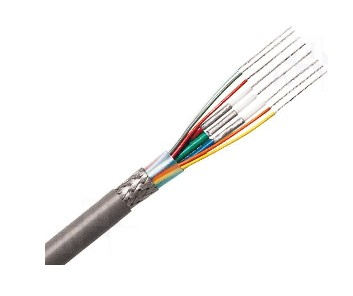 C258 CABLE TASKER 3xRGB 75 Ohm + 7x0.08mm*