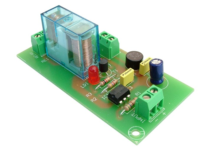 T-4 OPTO-COUPLED MODULE 1 OUTPUT TO RELAY 12V CEBEK