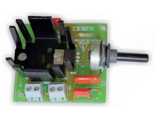 I-16  LIGHT REGULATOR 2000W CEBEK