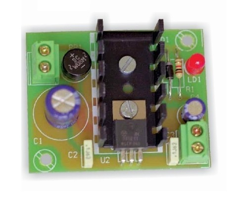 FE-2 POWER SUPPLY 12V- 300 mA. CEBEK