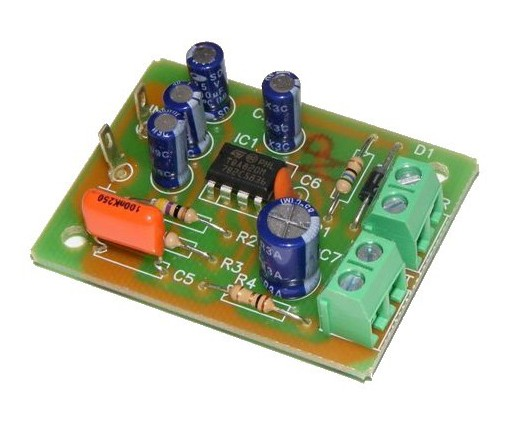 E-1  POWER AMPLIFIER 1.8W CEBEK