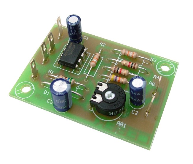 PM-2  PREAMPLIFIER FOR MICROPHONE MONO B.  CEBEK