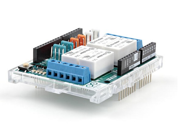 ARDUINO SHIELD DE 4 RELES