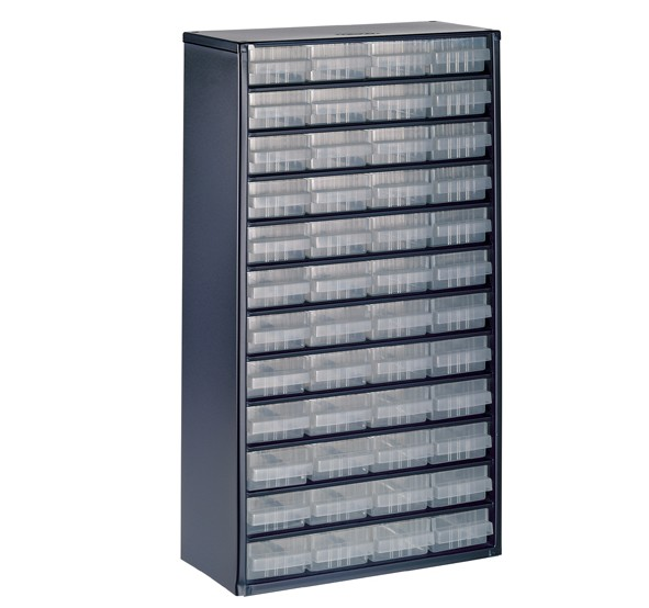 1248-01  METAL ORGANIZER 48 COMPARTMENTS