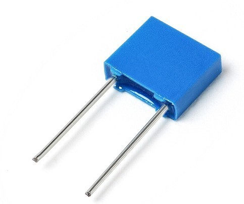 SIEMENS MKT ENCAPSULATED CAPACITOR R5 4K7 pF 63V
