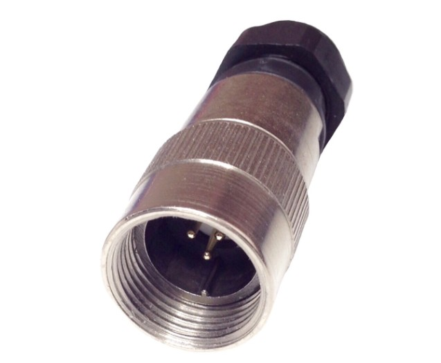 CMEP-10A3Au 3 PIN MALE AIR SIDE MILIATRY CONNECTOR