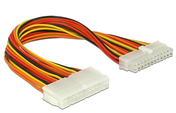 82989 CABLE EXTENSION ATX 24 PINES MACHO A HEMBRA