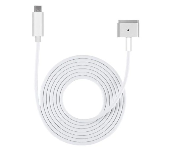 CABLE CARGA USB-C A MAGSAFE 2 1.8m