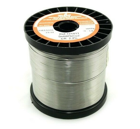 NORMAL SOLDER WIRE 2mm 1Kg