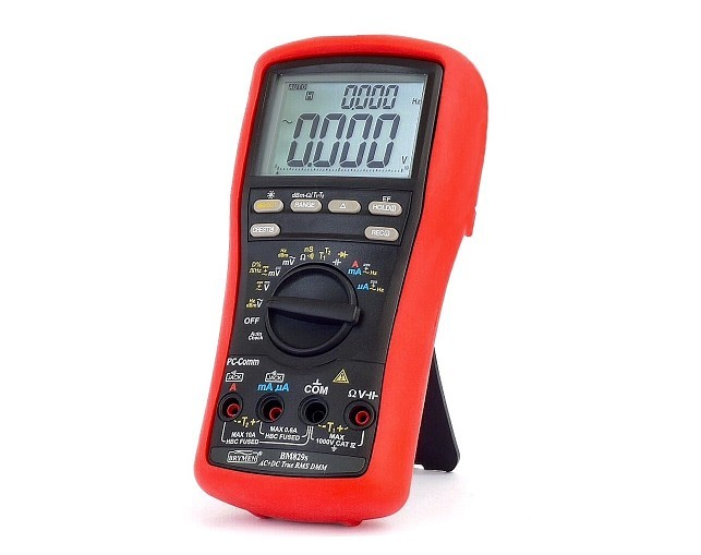 MULTIMETRO DIGITAL BRYMEN BM-525S DATA LOGGER