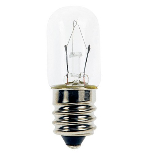 TUBULAR LIGHTBULB 16x45 E14 130V 5W
