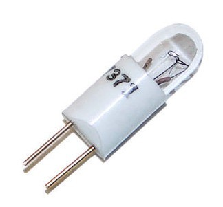 BI-PIN LIGHTBULB T1 1.27 12 60mA
