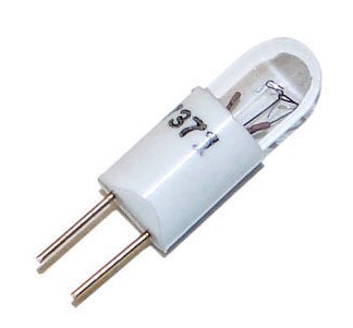 BI-PIN LIGHTBULB T1 1.27 28V 24mA