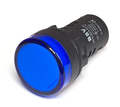 L600AZ230V PILOTO MULTILED AZUL 230VCA IP65