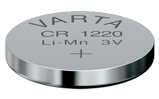 6220 PILA LITIO VARTA CR1220 3V