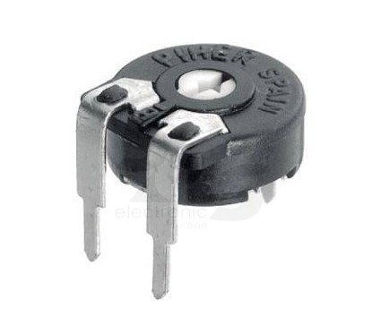 ADJUSTABLE RESISTER PT10LH  22K OHM