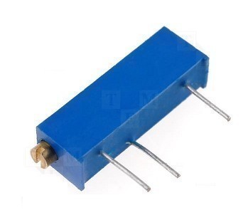 3006P BOURNS MULTITURN POTENTIOMETER HORIZONTAL  100K Ohm