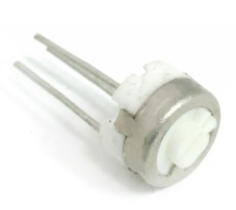 3329H RESISTENCIA AJUSTABLE BOURNS 10K Ohm