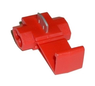 6022   QUICK CONNECTOR RED