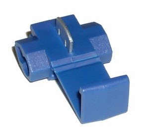 6023   QUICK CONNECTOR BLUE