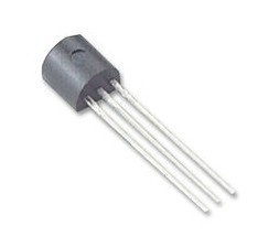 NPN TRANSISTOR BC547 50V 0.1A 0.5W 300MHz TO-92
