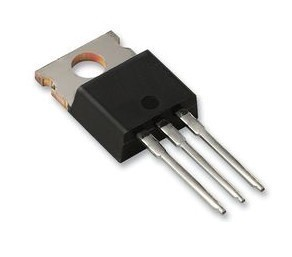 TRANSISTOR IRF540 MOSFET N 100V 28A 125W TO-220