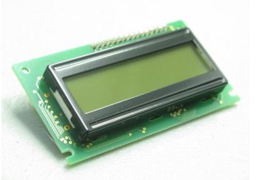 DISPLAY LCD LMB162HBC 16x2 YG 5V