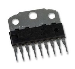 INTEGRATED CIRCUIT TDA1015 SOT-110
