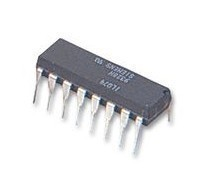 INTEGRATED CIRCUIT TDA1054 DIL-16