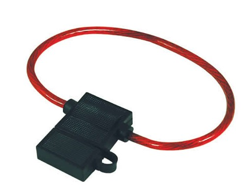 06.089/10 BLADE FUSE HOLDER WITH CABLE