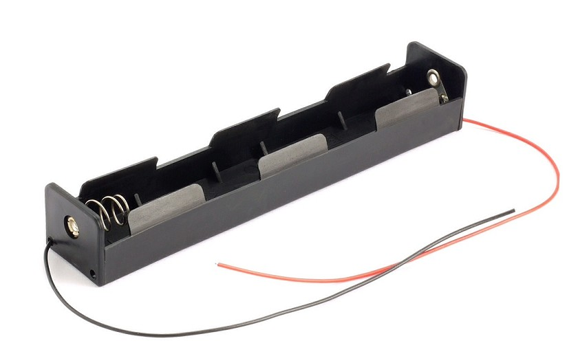 33.063/3  BATTERY HOLDER  R-14 3 BATTERIES