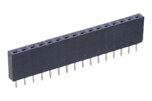 10.828   FEMALE STRIP 40 PINS