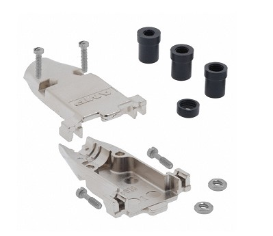 5748676 METALIC AMP KIT FOR DB9 CONNECTORS