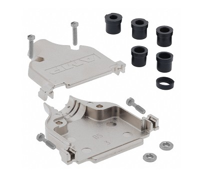5748676-3 METALIC AMP KIT FOR DB25 CONNECTORS SUB-D